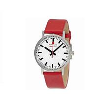 Mondaine Evo Sapphire A660.30314.11SBC.S Mens Wristwatch Classic & Simple.