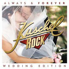 KUSCHELROCK ALWAYS & FOREVER WEDDING EDITION  2 CD NEU