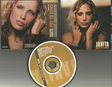 JANITA Enjoy the Silence PROMO DJ CD single MINT DEPECHE MODE Remake Cover Song