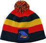 65157 ADELAIDE CROWS AFL FOOTBALL KIDS BABY BEANIE