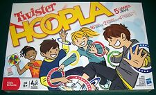 Twister HOOPLA Game - 5 New Twists on Twister - Mint in Sealed Box!