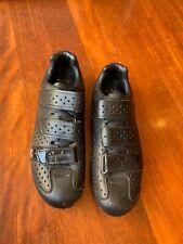 Rapha CLIMBERS shoe. black.  Size 43.5. Designed by giro.