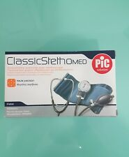 Sfigmomanometro Aneroide con stetoscopio- misuratore di pressione stethomed pic