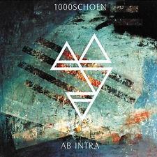AB INTRA / 1000SCHOEN - split CD