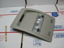 2007-2013 SILVERADO SIERRA OEM OVERHEAD CONSOLE PANEL DOME MAP LIGHTS