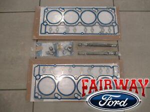 Late 04 thru 07 Super Duty OEM Ford 6.0 Diesel Head Gasket Set -20mm Dowel Pins