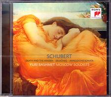 Yuri Bashmet: Schubert ARR Mahler la morte e la ragazza Arpeggione Erlkönig CD
