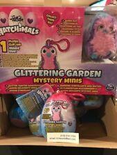 *NEW Hatchimals Glittering Garden Adorable Mystery Mini Plush Clip-on-Super Gift