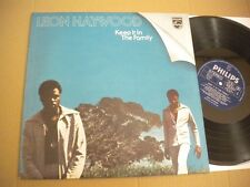 LEON HAYWOOD KEEP IT IN THE FAMILY  1974 PHILIPS ITALY 6370212 LP