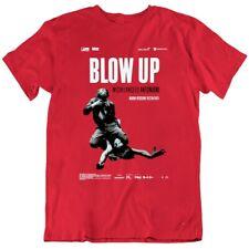 Blow up 1967 Retro Movie Film Vintage Poster v2 T Shirt
