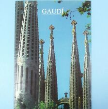 GAUDI PRINT PORTFOLIO Sagrada Familia Cathedral PHOTOGRAPHS Barcelona SPAIN