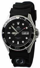 Orient Ray II Diver FAA02007B9 Black Rubber Band Men's Watch