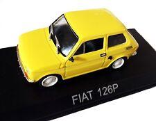 1/43 - FIAT 126 JAUNE