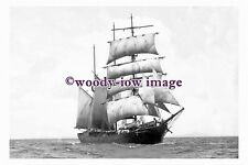 rs0111 - New Zealand Sailing Ship - Senorita , built 1893 - photograph