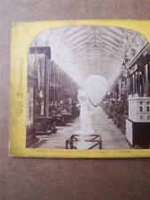 Stereoscopic Stereo-view International Exhibition 1892