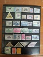 Costa Rica Stamp Collection - Used - Classics & Topical Issues - Q89