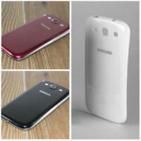 OEM Genuine Battery Cover Housing Back Door Case Guard For Samsung Galaxy S3