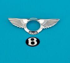 Automobilia Precise Bentley Bonnet Badge Genuine Vintage Car Badges