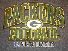 NFL Licensed Green Bay Packers Hoodie Sweatshirt - Size Adult XL