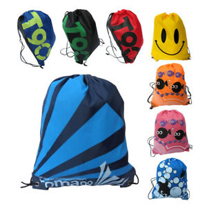 Portable Backpacks Waterproof Swimming Sports Beach Travel Fold Mini Gym Bag