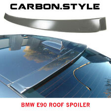 LA Stock Unpainted For BMW E90 3-series 4D A Sedan Rear Roof Wing Spoiler