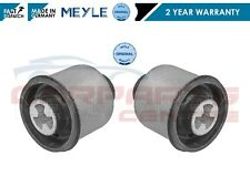 FOR VW GOLF MK4 BORA AUDI A3 TT REAR AXLE BUSH BUSHES MEYLE GERMANY NEW