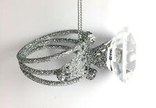 Cannon Falls Diamond Wedding Engagement Ring Ornament