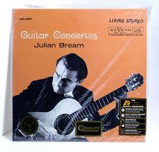 JULIAN BREAM Guitar Concertos 200-gram VINYL LP Sealed Analogue Productions