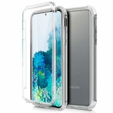 FUNDA SAMSUNG GALAXY S20+ PLUS TRANSPARENTE COMPLETA 360 2 CARAS 3D DOBLE ENTERA