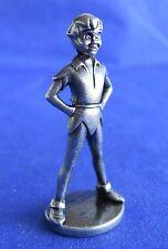 Monopoly Disney Peter Pan Token Gunmetal Replacement Game