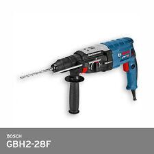 Bosch Hammer Drill GBH2-28F GBH2-28DFV Keyless Chuck 850W Germany Made 220-240V
