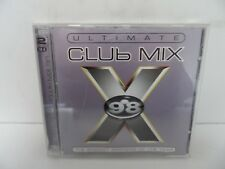 Ultimate Club Mix 98 CD