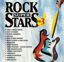 ROCK SUPER STARS VOL. 3 / CD - TOP-ZUSTAND