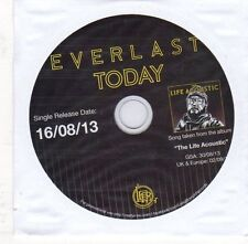 (EJ732) Everlast, Today - 2013 DJ CD