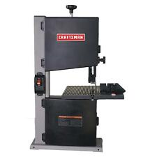 Craftsman Band Saw 2.5 amp 9 In. 2460 RPM Benchtop Style 45 Degree Tilting Table