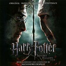 Harry Potter & Death - Harry Potter & Deathly Hallows Part 2 (Score) [New CD]