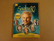 DVD / GASTON 80 - DE BESTE SKETCHES VAN GASTON & LEO - DVD 2 ( DAG ALLEMAAL )