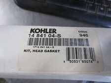 New Kohler XT head gasket set 14 841 04-s 1484104-s