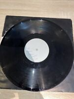 """Barry Manilow – Copacabana - 12"""" White Label Promo Vinyl Record One Sided"""