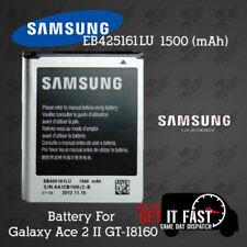 100% ORIGINAL BATTERY SAMSUNG GALAXY ACE2 GT-I8160 EB-425161LU 1500 MAH 3PIN MFG