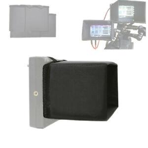 5'' 5.65'' 7'' Monitor LCD Screen Hood Sun Sunshade for Atomos Small HD TVlogic
