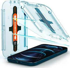 Spigen Tempered Glass Screen Protector for iPhone 12 Pro Max 6.7 inch