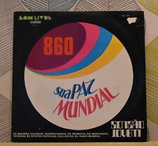 Sua Paz Mundial - Sonzao Jovem [Vinyl LP,1973] Brazil Import Francoise Hardy EXC