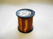ENAMELLED COPPER WIRE - COIL WIRE,SOLDERABLE MAGNET WIRE - 250g - 0.71mm 22 swg