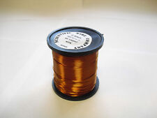 ENAMELLED COPPER WIRE - COIL WIRE,SOLDERABLE MAGNET WIRE - 250g - 0.9mm 20 swg