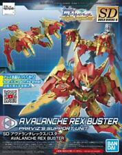 Bandai (5058870) Sdbd 1/144#18 Avalanche Rex Buster Gundam Build Divers