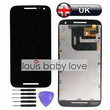 FOR MOTOROLA MOTO G3 3rd GEN XT1541 XT1540 LCD DISPLAY TOUCH SCREEN DIGITIZER UK