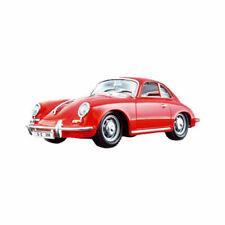 Bburago 22079 Porsche 356 B Coupe rot Maßstab 1:24 Modellauto NEU!°