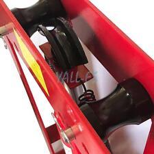 Hydraulic Pipe Tube Bender 6 Dies Tubing Exhaust Bending 12 Ton Heavy Duty