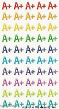 EK SUCCESS STICKO STICKERS COLLEGE UNI SCHOOL -  2 PACKS -  A+ STUDENT REPEATS